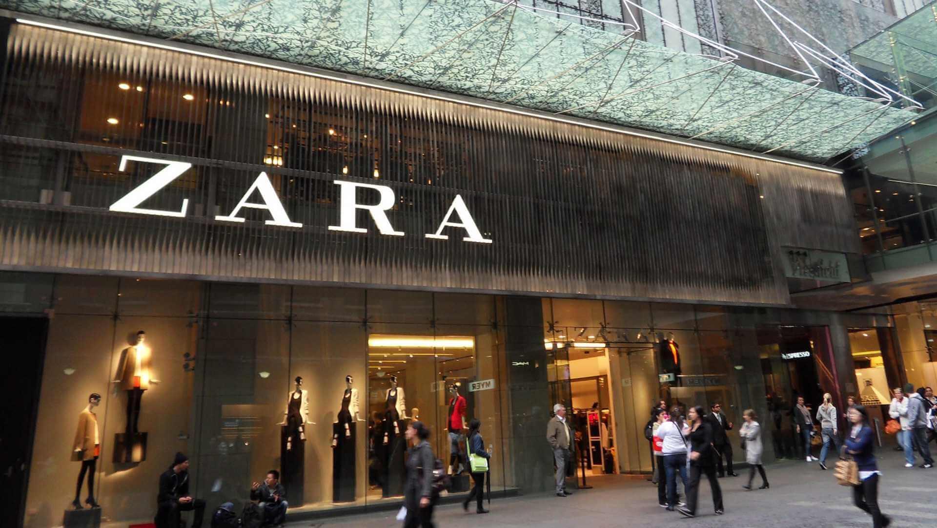 Đây chính xác là lý do tại sao mua hàng online ở Zara là điều bất khả thi - Ảnh 2.