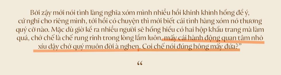 Năm nay, ai cũng có một cái Tết thật khác ở Sài Gòn: Gửi một niềm tin chắc nịch, rằng mọi chuyện sẽ ổn thôi!  - Ảnh 3.