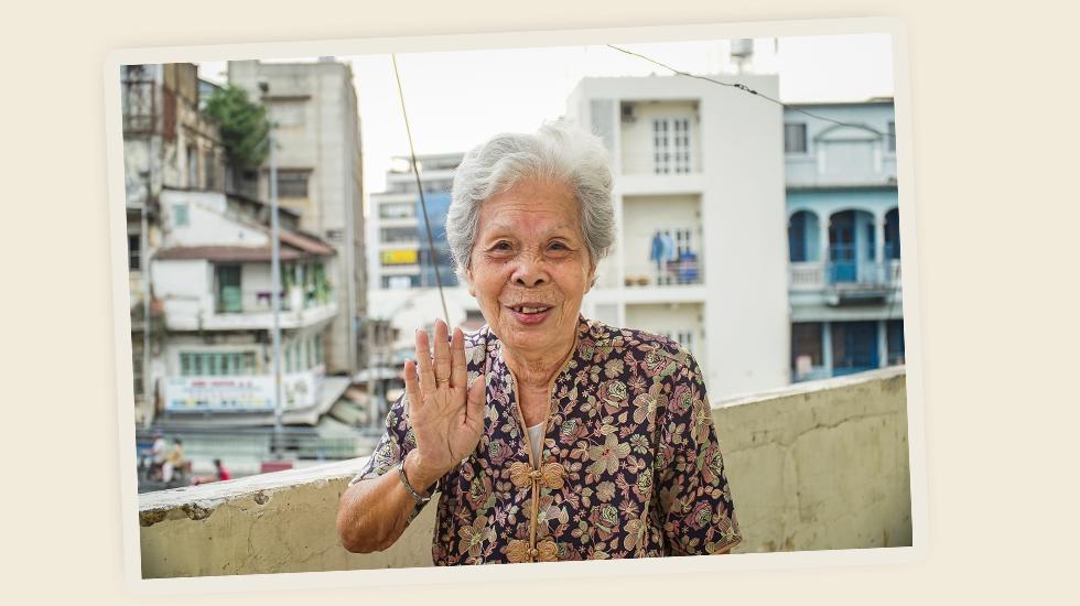 Năm nay, ai cũng có một cái Tết thật khác ở Sài Gòn: Gửi một niềm tin chắc nịch, rằng mọi chuyện sẽ ổn thôi!  - Ảnh 8.