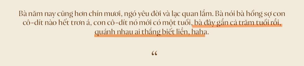 Năm nay, ai cũng có một cái Tết thật khác ở Sài Gòn: Gửi một niềm tin chắc nịch, rằng mọi chuyện sẽ ổn thôi!  - Ảnh 9.