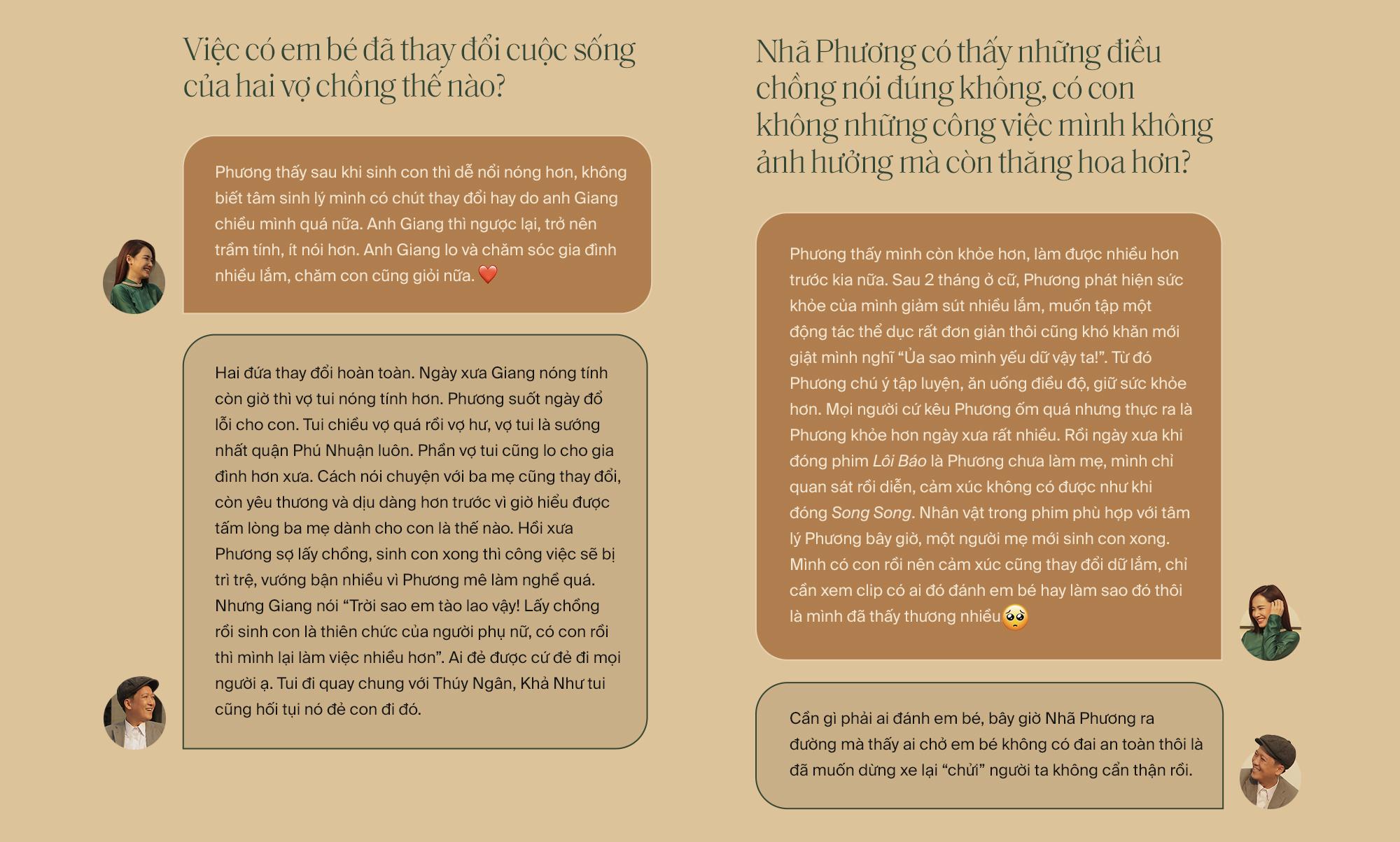 """Lần đầu tiên kể từ khi yêu nhau, Trường Giang - Nhã Phương cùng trả lời phỏng vấn: """"Vợ tui sướng nhất quận Phú Nhuận luôn"""" - Ảnh 19."""