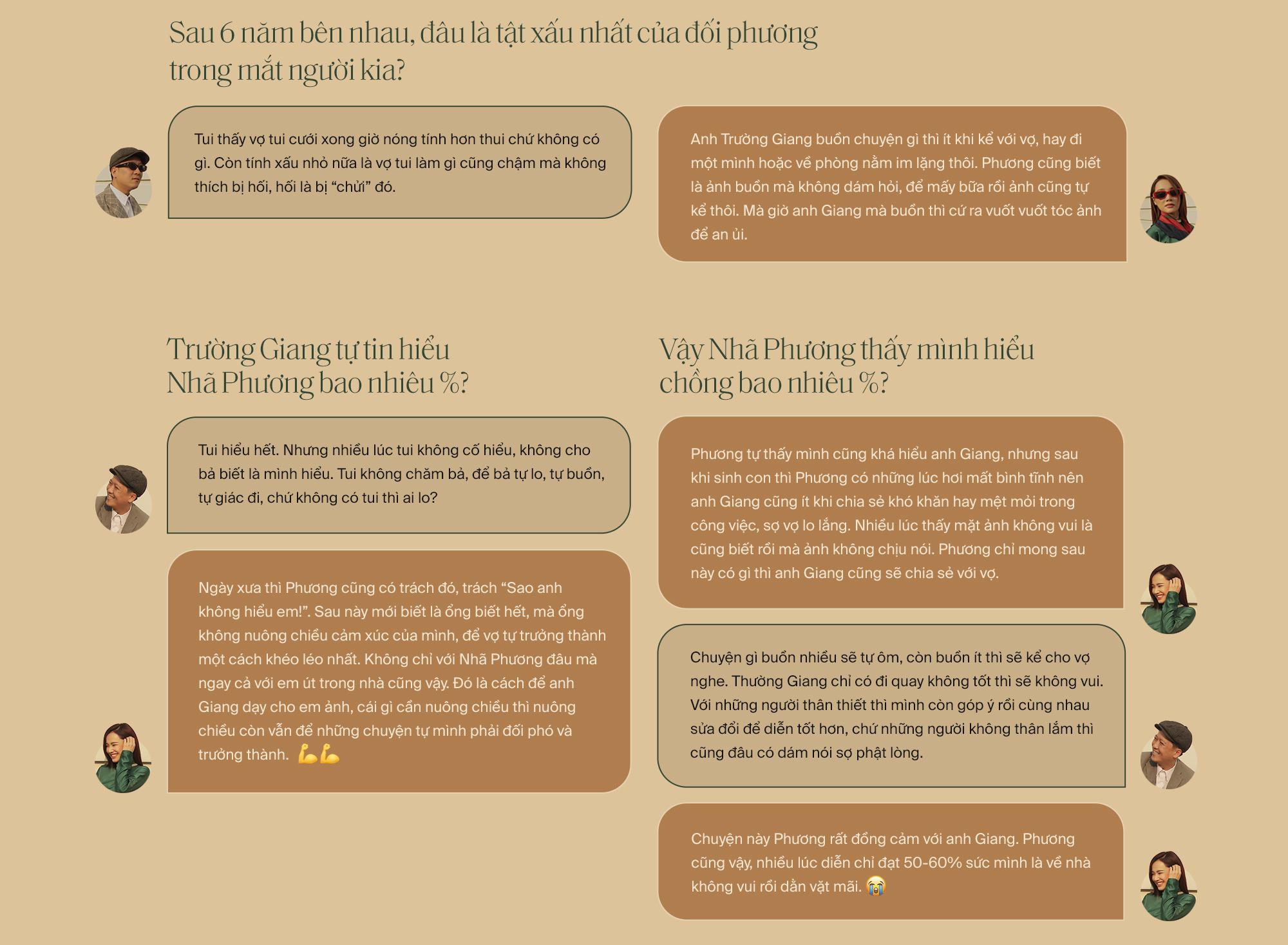 """Lần đầu tiên kể từ khi yêu nhau, Trường Giang - Nhã Phương cùng trả lời phỏng vấn: """"Vợ tui sướng nhất quận Phú Nhuận luôn"""" - Ảnh 25."""