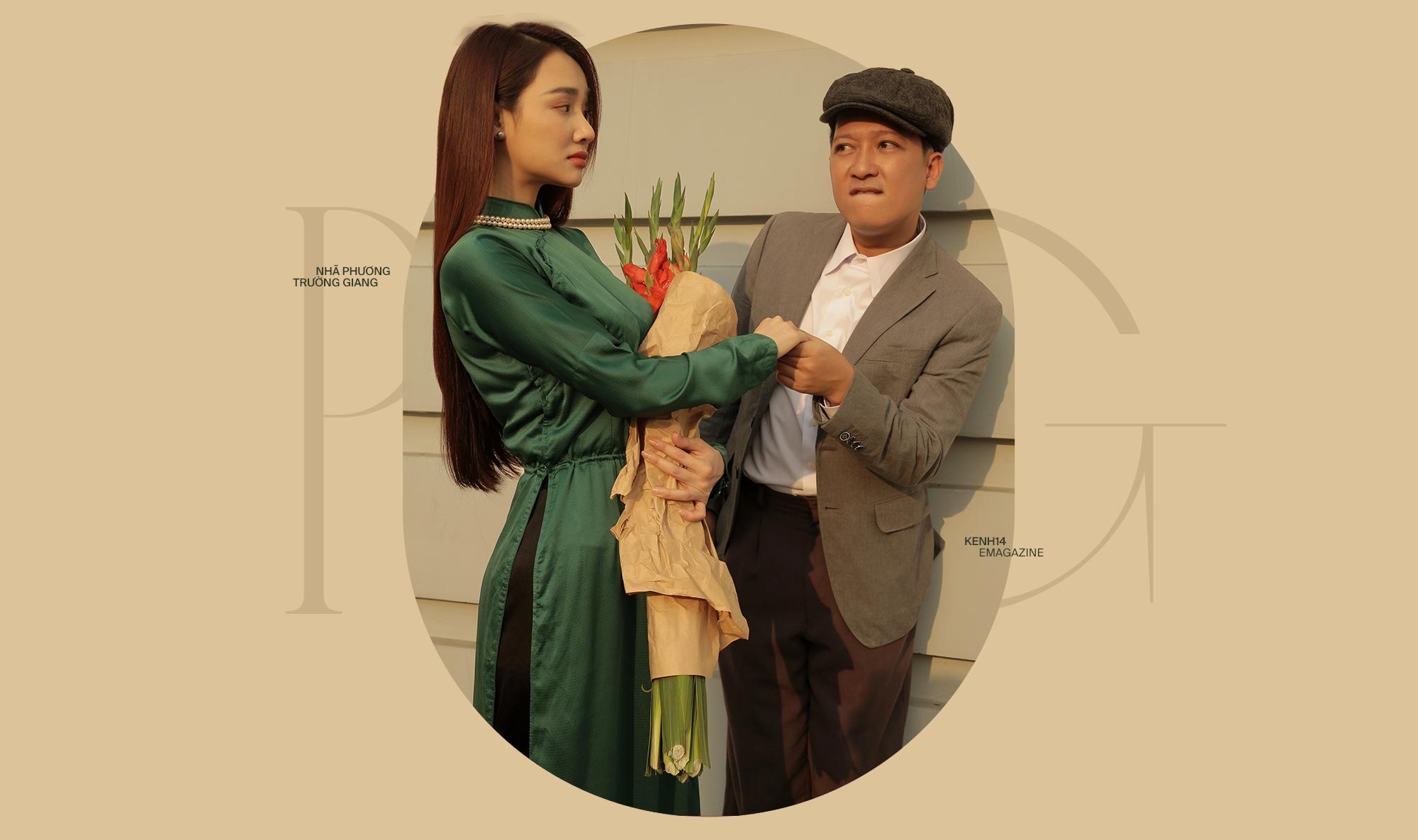 """Lần đầu tiên kể từ khi yêu nhau, Trường Giang - Nhã Phương cùng trả lời phỏng vấn: """"Vợ tui sướng nhất quận Phú Nhuận luôn"""" - Ảnh 7."""