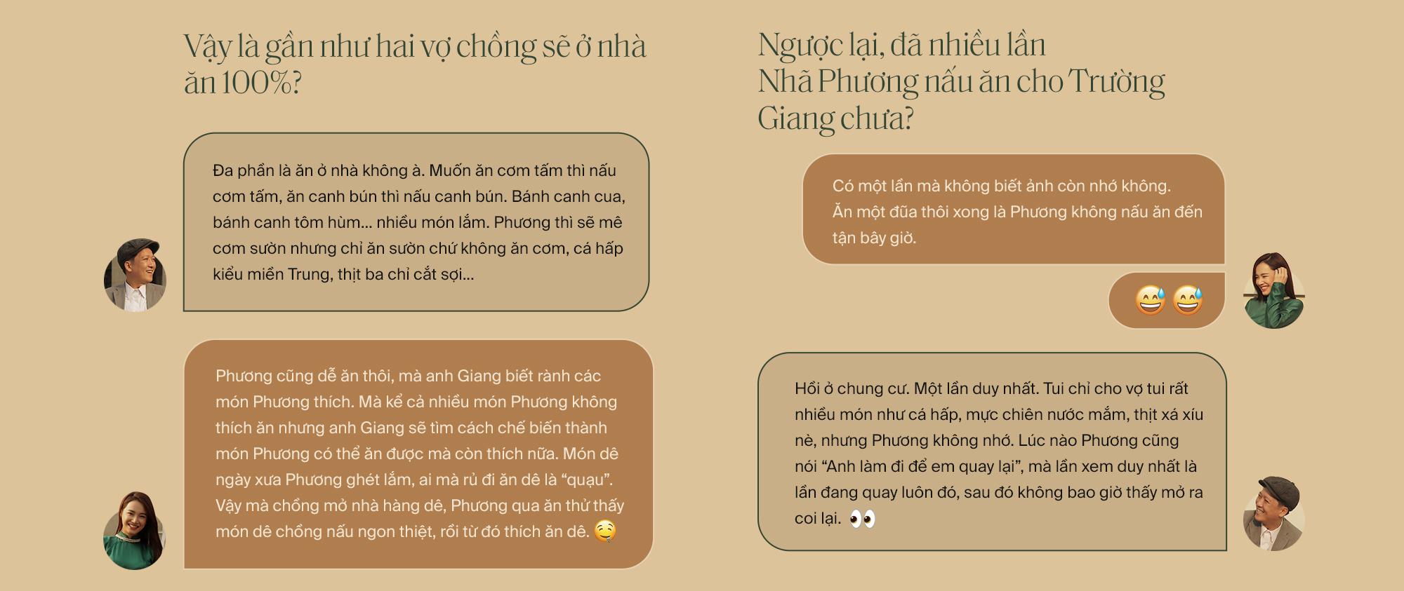 """Lần đầu tiên kể từ khi yêu nhau, Trường Giang - Nhã Phương cùng trả lời phỏng vấn: """"Vợ tui sướng nhất quận Phú Nhuận luôn"""" - Ảnh 13."""