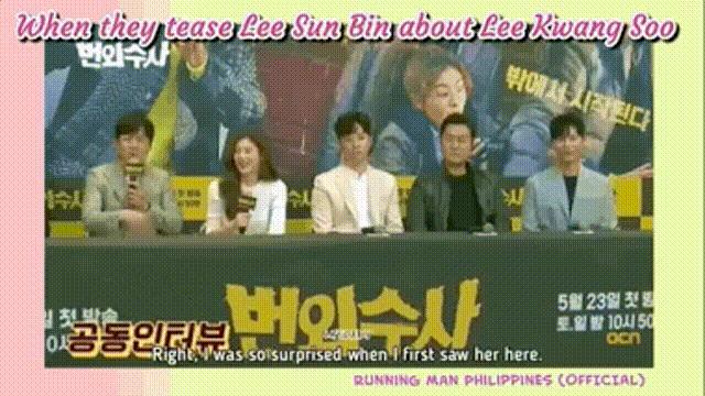 Lee Kwang Soo - Lee Sun Bin bất ngờ leo top tìm kiếm, tất cả từ động thái gây chú ý của nữ diễn viên? - Ảnh 7.