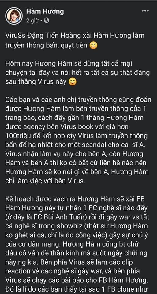 Xuất hiện hàng loạt group anti Hàm Hương - Thánh comment dạo nổi nhất mạng xã hội những ngày vừa qua - Ảnh 2.