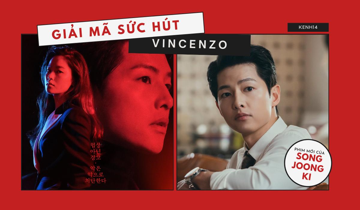 Giải mã sức hút Vincenzo: Song Joong Ki đẹp rụng rời, bối cảnh sang xịn mịn xem mà mê - Ảnh 1.