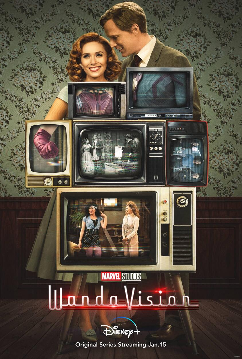 WandaVision: Nước cờ lột xác của Marvel, sáng tạo vô biên đúng chuẩn bom tấn truyền hình nổi nhất thế giới! - Ảnh 2.