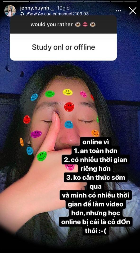 """Jenny Huỳnh trả lời câu hỏi về tiền thông minh cỡ này bảo sao mới 16 tuổi đã trở thành """"thế lực"""" triệu fan - ảnh 4"""