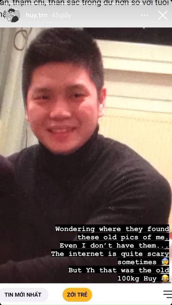 Tình trẻ của Ngô Thanh Vân đích thân phản ứng về bức ảnh thời nặng 100kg, nói gì mà khiến netizen rối não? - ảnh 2