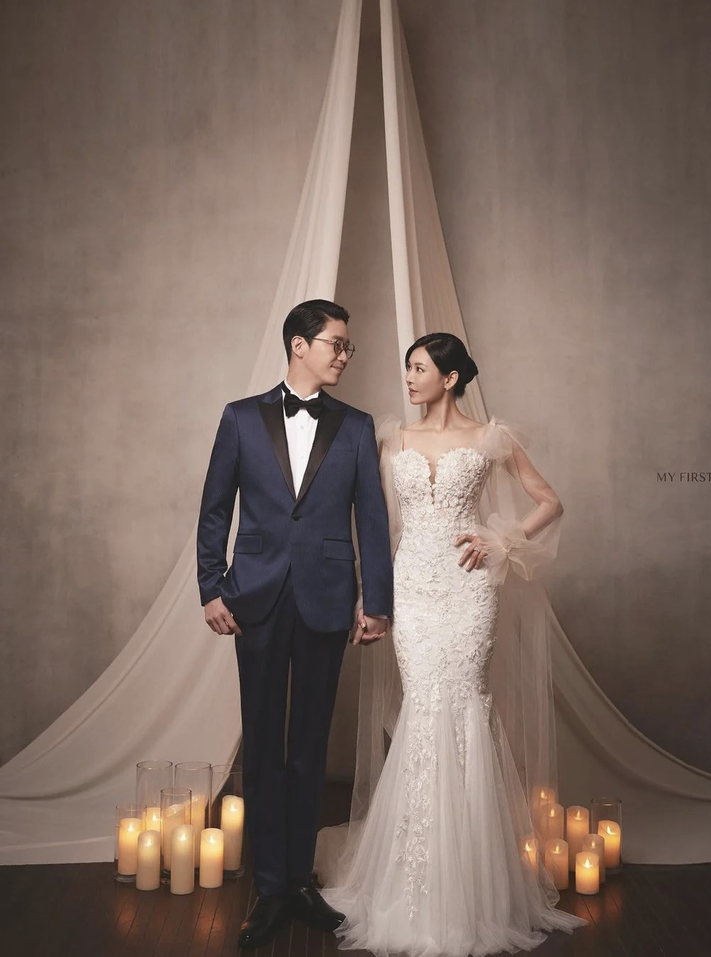 Couple hot nhất Penthouse tung ảnh cưới: Không phải màn khóa môi, body tuyệt mỹ của ác nữ Kim So Yeon mới là tâm điểm - Ảnh 4.