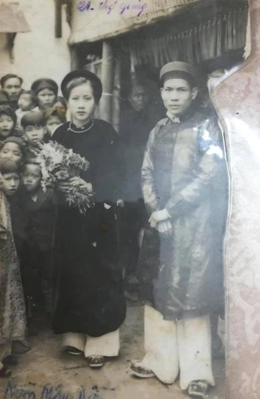 Cụ bà 100 tuổi ở Hà Nội gây sốt bởi nhan sắc xinh đẹp thời trẻ: Cụ vẫn minh mẫn, nhớ vanh vách tên tuổi con cháu - ảnh 2
