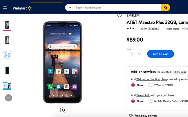 """Smartphone do Vingroup sản xuất bắt đầu lên kệ tại Mỹ, khách hàng khen """"chất lượng tốt so với mức giá"""" - ảnh 1"""
