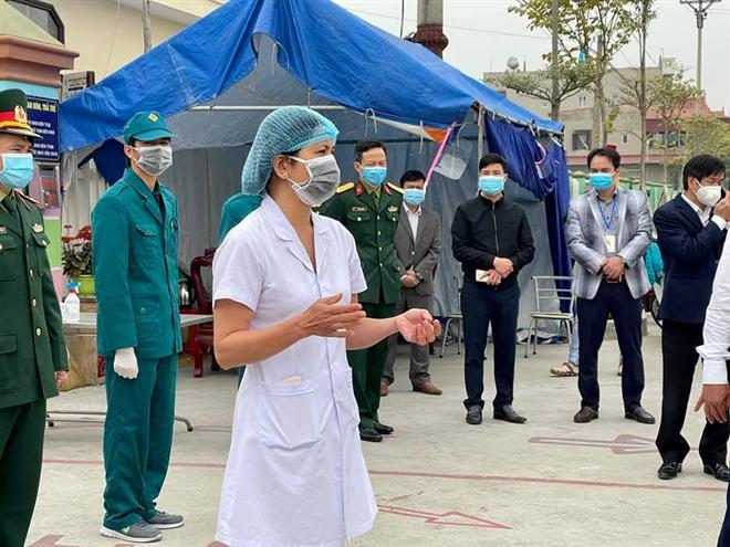 Diễn biến dịch ngày 23/2: Hai người bán cá và một cụ ông 75 tuổi ở TP. Hải Dương nghi nhiễm Covid-19 - Ảnh 1.