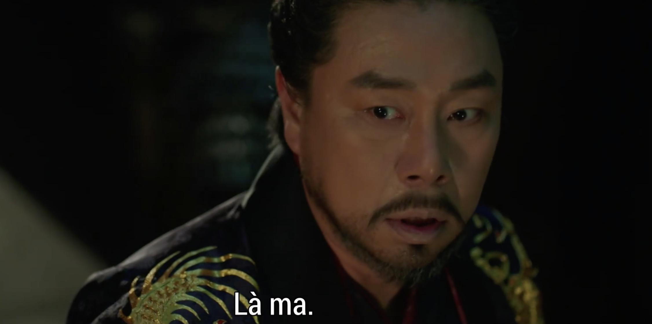 Vừa mới dẫn Kim So Hyun về ra mắt, Ji Soo phát hiện crush là kẻ gián tiếp giết cha ở Sông Đón Trăng Lên? - Ảnh 1.