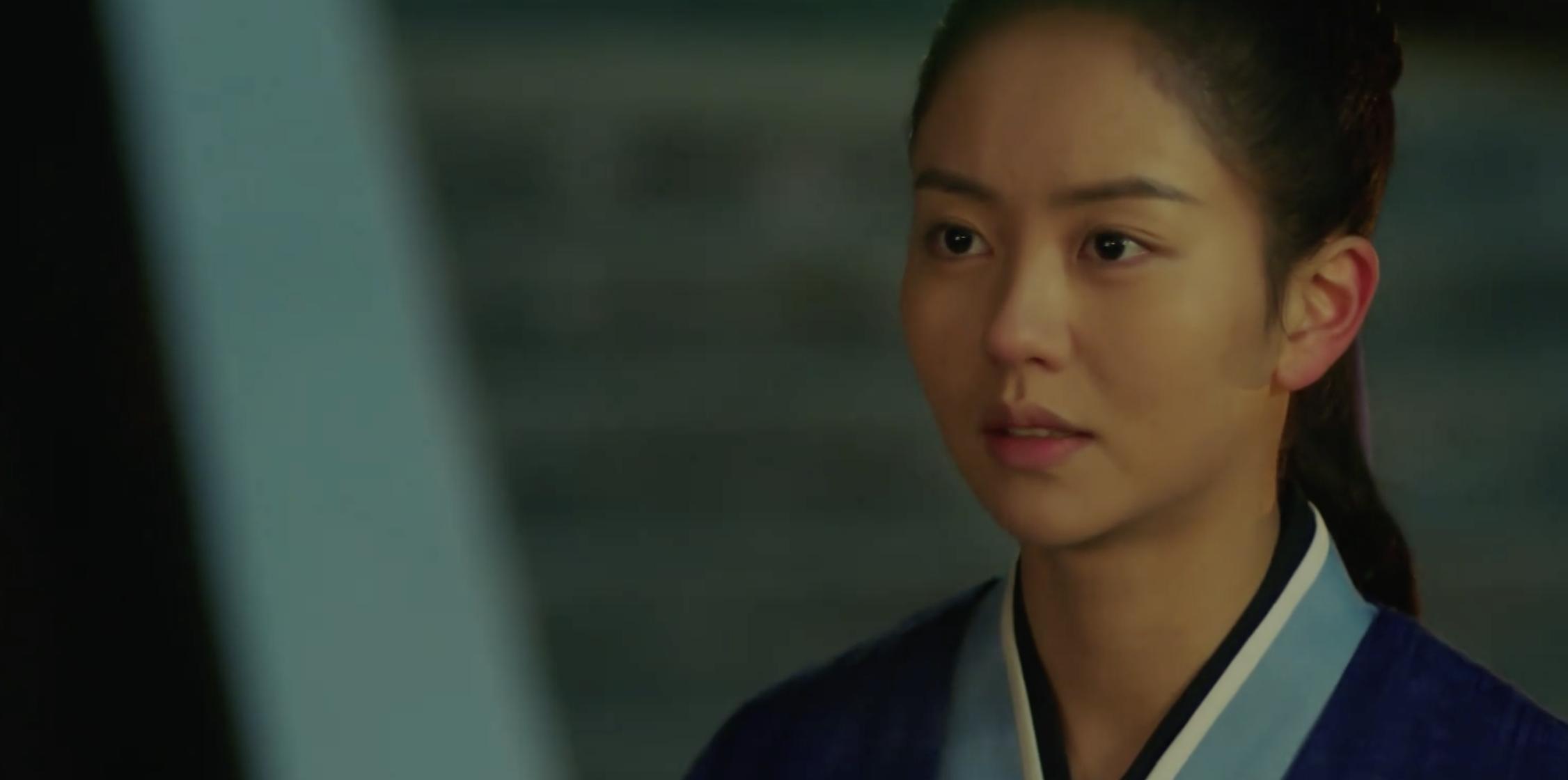 Vừa mới dẫn Kim So Hyun về ra mắt, Ji Soo phát hiện crush là kẻ gián tiếp giết cha ở Sông Đón Trăng Lên? - Ảnh 4.
