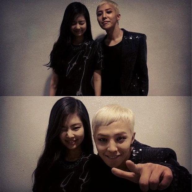 Soi tương tác mới đây nhất của G-Dragon - Jennie: Bên nhau lúc nửa đêm trên livestream, nàng có biểu hiện gây chú ý - ảnh 5