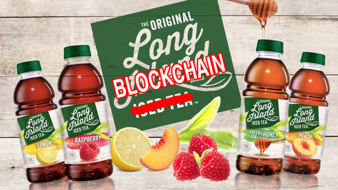 Cái kết của một công ty bán trà đá muốn chuyển hướng sang đầu tư blockchain - ảnh 1