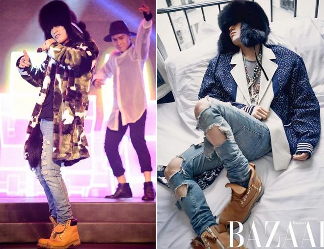 Góc gây lú: G-Dragon vừa tan vỡ với Lisa ở Việt Nam đã sang Hàn hẹn hò Jennie, tất cả là vì nhân vật này! - ảnh 3