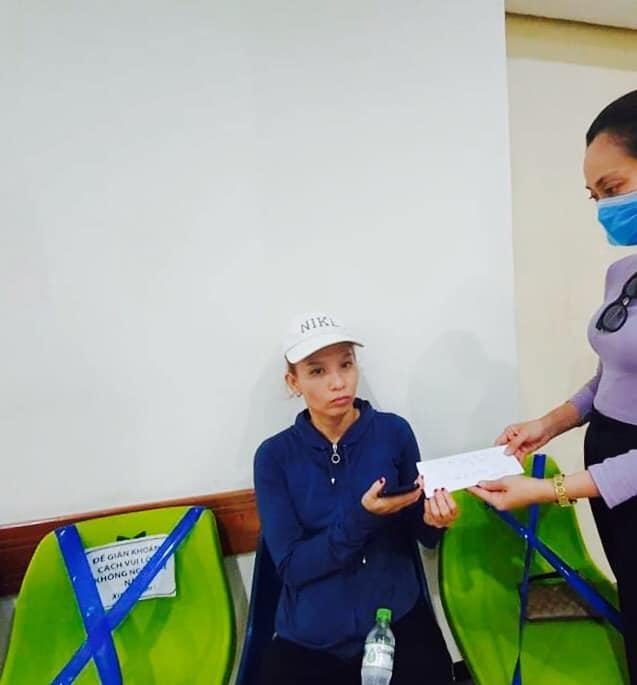 Sao Vbiz chung tay giúp đỡ NS Thương Tín: NS Trịnh Kim Chi kêu gọi hơn 76 triệu, Hạnh Thuý chi trả 10 triệu viện phí - ảnh 3