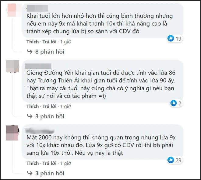 Mưu nữ lang Lưu Hạo Tồn dính phốt khai gian tuổi, netizen chê bai: Đọ không nổi với lứa 9X lên đành lùi bước về sau? - ảnh 4