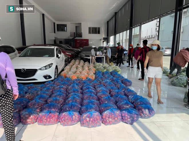 Bỏ xó cả chục ô tô bạc tỷ, ông chủ showroom đi bán ngô và trứng gà, giải cứu nông sản Hải Dương - ảnh 2