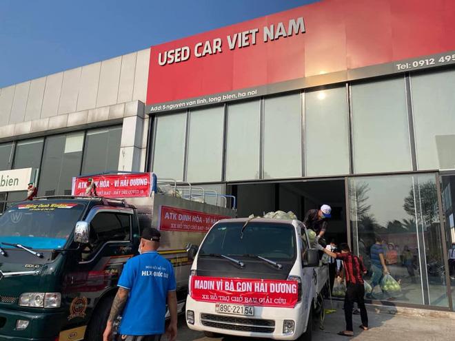 Bỏ xó cả chục ô tô bạc tỷ, ông chủ showroom đi bán ngô và trứng gà, giải cứu nông sản Hải Dương - ảnh 6