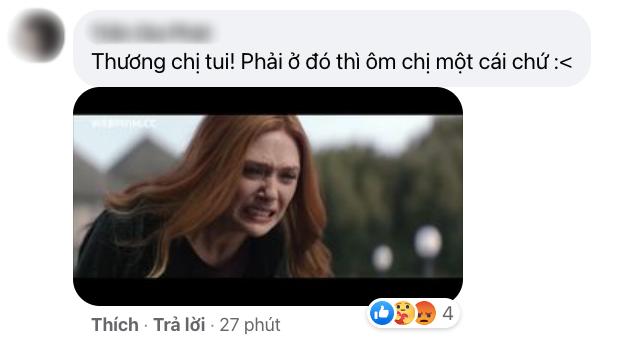 Netizen Việt bùng nổ vì WandaVision tập 8: Cảm động muốn khóc, tình tiết chấn động không thể ngờ! - ảnh 4
