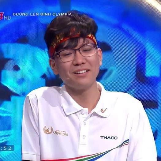 Nam sinh hát Tiếng Anh siêu ngọt trên sóng VTV, soi info 6 năm trước từng được mời thi Olympia vì học siêu giỏi - ảnh 2