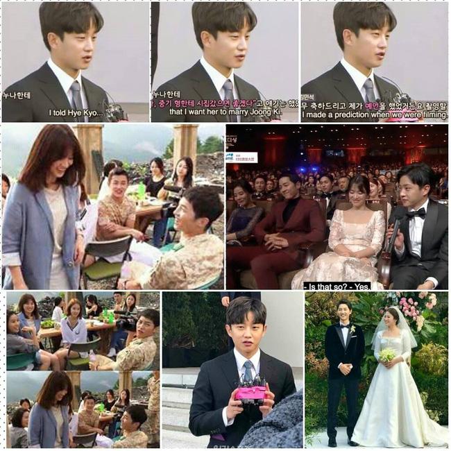 Chủ đề gây tranh cãi: Ly hôn Song Hye Kyo, vận may của Song Joong Ki cũng kết thúc, bạn bè thân thiết cũng rời đi? - ảnh 4