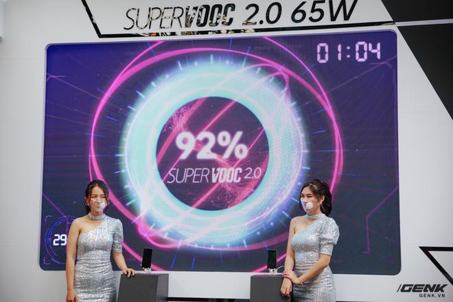 Trải nghiệm 5G trên OPPO Reno 5 5G: Hỗ trợ hạ tầng mạng 5G mới nhất, trang bị vi xử lý mạnh hơn bản 4G, có thêm sạc nhanh SuperVOOC 2.0 65W - ảnh 6