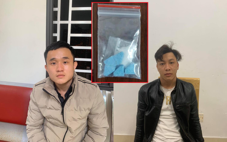 Nam thanh niên 21 tuổi bị bắt khi đang đi giao ma túy hộ cho bạn thân