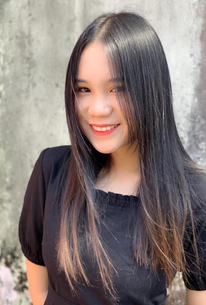 Con gái của Á hậu Trịnh Kim Chi: Hồi nhỏ mũm mĩm, lớn lên lột xác thành hot girl xinh đẹp nhưng nể nhất là thành tích học tập - ảnh 4