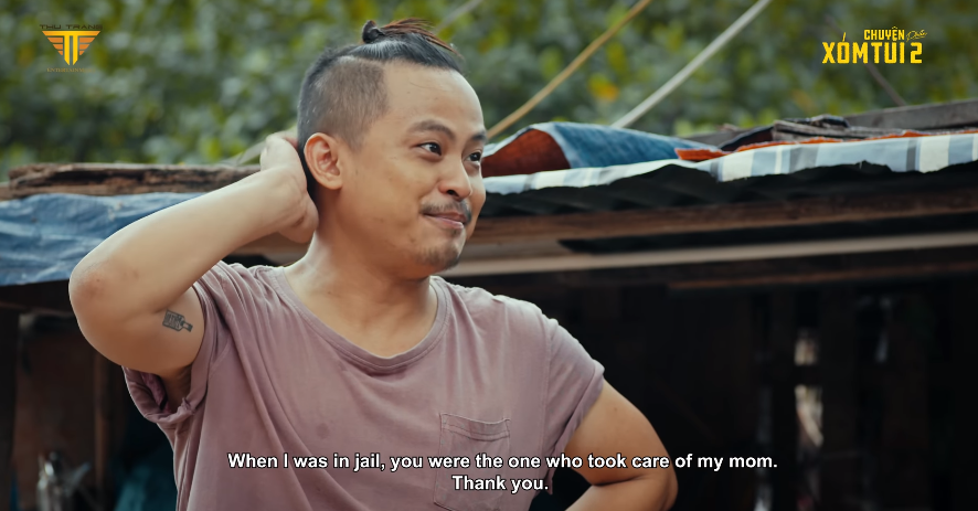 Thu Trang bị dân chúng nắm đầu đánh túi bụi, mất chục triệu vì phi vụ mai Tết pha ke ở Chuyện Xóm Tui 2 tập 2 - Ảnh 7.