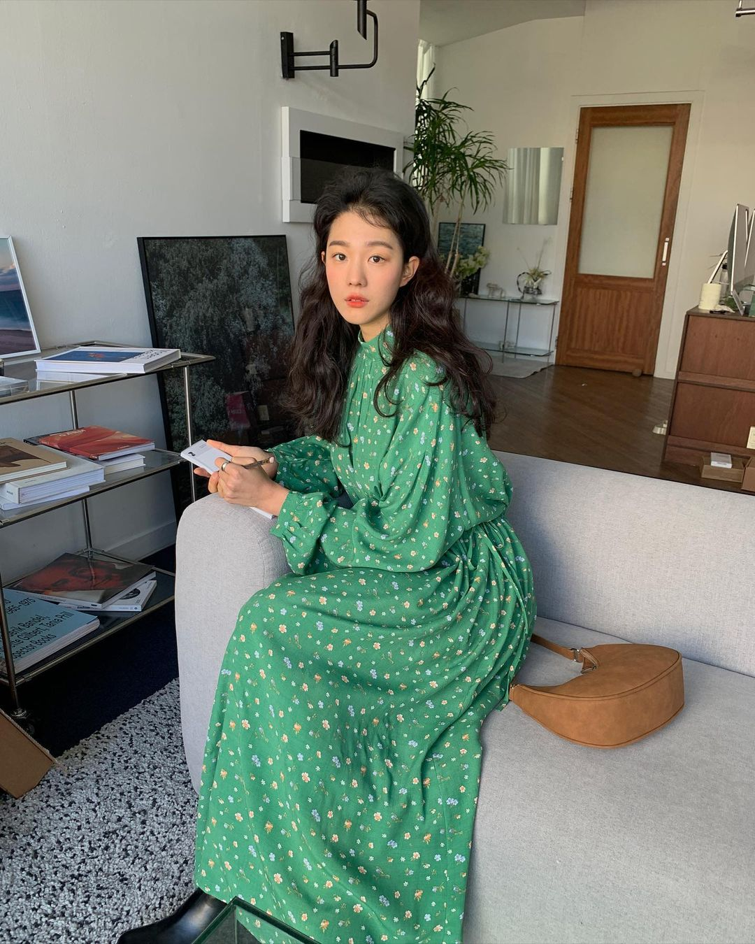 Diện váy theo những công thức chuẩn Hàn này là suốt mấy ngày Tết bạn sẽ đều có outfit đẹp để du Xuân - Ảnh 1.