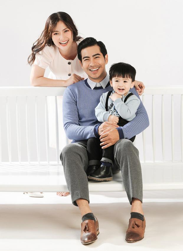 Ngọc Lan kỳ quặc tổ chức sinh nhật cho con trai Thanh Bình vắng mặt nhưng có hành động đặc biệt dành cho bé - Ảnh 7.
