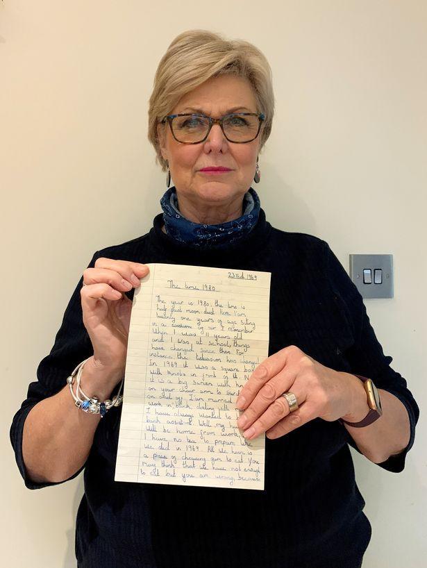Bài văn bí ẩn cách đây 52 năm của cô bé 11 tuổi khiến người đọc choáng vì tiên tri đúng với hiện tại, gây chú ý nhất là đoạn cuối - Ảnh 1.