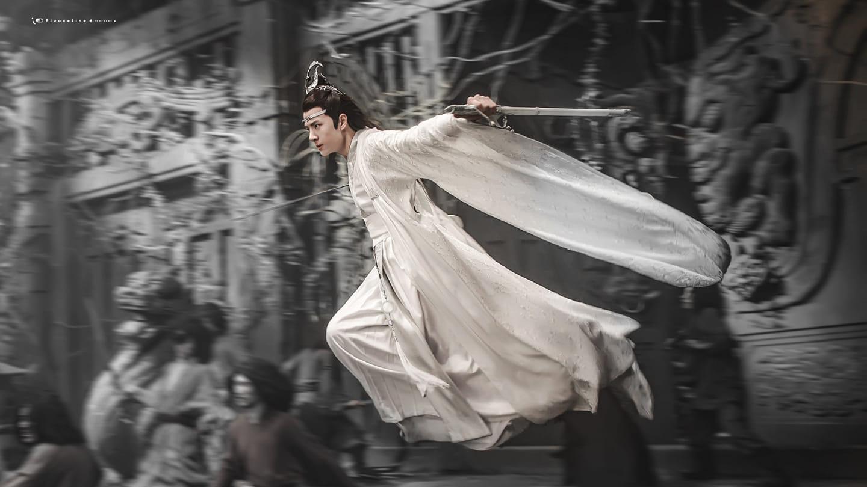 Vương Nhất Bác được Hollywood khen hoàn hảo như bước ra từ truyện ở Trần Tình Lệnh, netizen tranh cãi kịch liệt - Ảnh 4.
