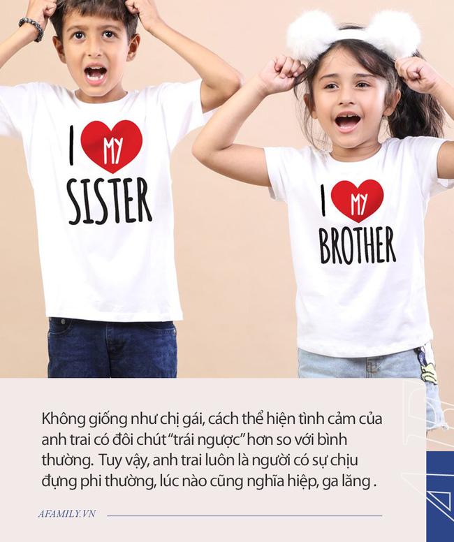 Bị em gái xé vở khi vừa làm xong bài tập về nhà, anh trai hùng hổ mách mẹ rồi có phản ứng không thể ngờ khi phạt em - Ảnh 5.