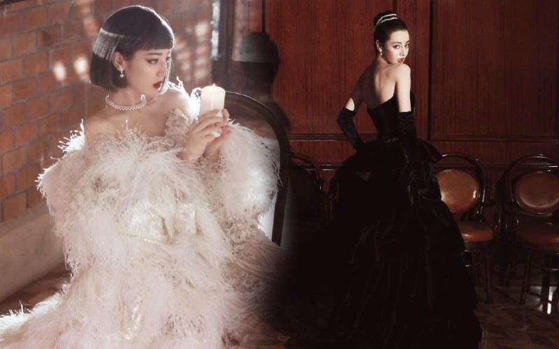 Nhiệt Ba gây sốt tại Đêm Hội Weibo 2020: Hết thiên nga trắng lại hoá thiên nga đen, nữ hoàng dạ tiệc là đây chứ đâu!