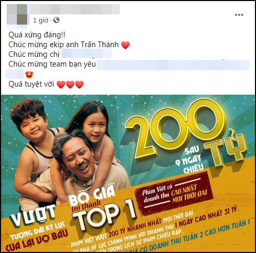 MXH mở tiệc ăn mừng Bố Già thắng 200 tỷ: Ngô Thanh Vân Chơi vậy ai chơi lại anh, Ninh Dương Lan Ngọc gọi luôn tượng đài - Ảnh 13.