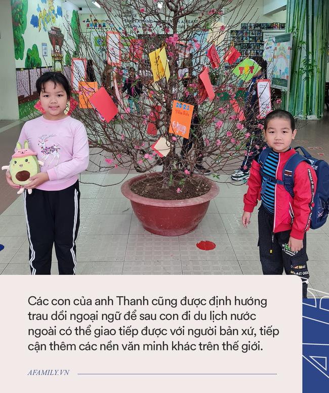 Dạy con làm việc nhà và thưởng tiền, ông bố Hà Nội giúp con đầu tư, tiết kiệm được… gần 70 triệu đồng - Ảnh 7.
