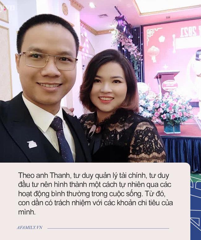 Dạy con làm việc nhà và thưởng tiền, ông bố Hà Nội giúp con đầu tư, tiết kiệm được… gần 70 triệu đồng - Ảnh 5.