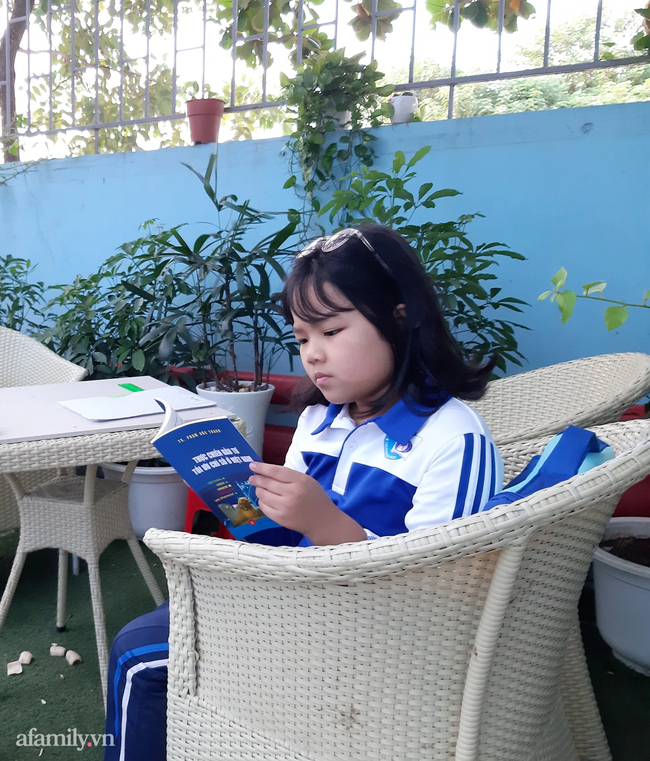 Dạy con làm việc nhà và thưởng tiền, ông bố Hà Nội giúp con đầu tư, tiết kiệm được… gần 70 triệu đồng - Ảnh 6.