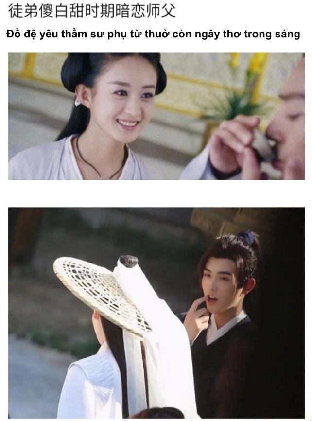 """Hóa ra Hạo Y Hành lại là Hoa Thiên Cốt phiên bản đam mỹ, netizen giật mình """"so sánh duyên ghê"""" 003"""