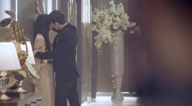 Chồng real Kim So Yeon sượng trân khi lên phim trường Penthouse 2 thăm vợ, netizen cười bò vì quá đáng yêu! - ảnh 3