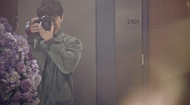 Chồng real Kim So Yeon sượng trân khi lên phim trường Penthouse 2 thăm vợ, netizen cười bò vì quá đáng yêu! - ảnh 4
