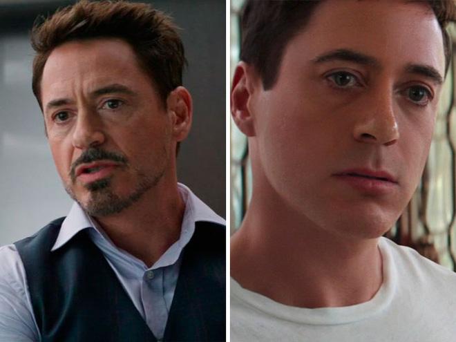 """Những diễn viên từng sử dụng công nghệ trẻ hóa để """"cưa sừng làm nghé"""" không hề giả trân trong các bom tấn của Hollywood - ảnh 4"""