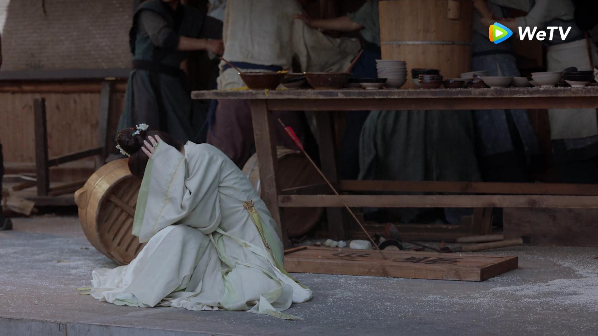 Nghiệp quật tơi tả trà xanh Cẩm Tâm Tựa Ngọc: Phạm tội khi quân bị Đàm Tùng Vận tóm sống, kết cục khiến dân chúng phẫn nộ - Ảnh 8.