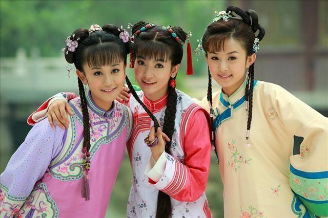 Ác nữ Cẩm Tâm Tựa Ngọc hóa ra chính là người xưa đọ visual với Triệu Lệ Dĩnh ở Hoàn Châu Cách Cách 0016